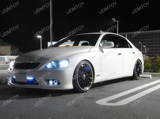 Toyota - Mark - X - Reiz - 1
